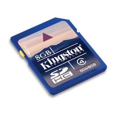 Memorijska kartica SD4/8GB