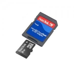 MEMOR.KART. 66365 SD8GB micro