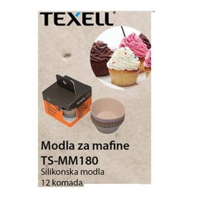 Modla za mafine TS-MM180