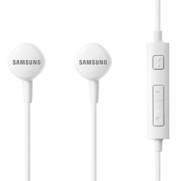 Slusalice stereo Samsung 1303 3.5mm mikrofon bele EO-HS1303-WE