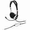 PC Slušalice sa mikrofonom HS-250, stereo, srebr n e