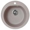 Okrugla granitna sudopera venera fi90 beige 113004