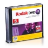 Kodak DVD-R, Single Slim Case, 5 kom u kutiji