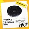 Filter za aspirator F00208/S