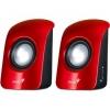 Zvučnici GENIUS SP-U115 2.0 (crveni)