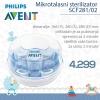 Mikrotalasni sterilizator SCF281/02