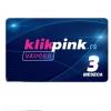 Vaučer KLIK PINK 3