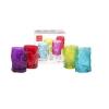Čaša za vodu Sorgente acqua 30cl  Multicolor 4/1  340420J