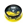 MAXELL CD-R 80 52X CB/25