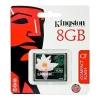 Kingston CompactFlash 8GB Standard - CF/8GB