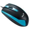 DX-100 Mouse, USB Blue