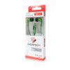 Slušalice QX-3 ZELENE 006-0263