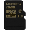 Mikro SD memorijska kartica 16GB Kingston cl U3 SDCG/16GBSP