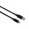 USB kabl USB-a muski na USB-C muski 3.01, 0,75m 135735