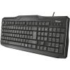 Trust tastatura ClassicLine crna  20517